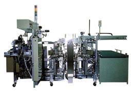 繊維溶断・結束・集積装置